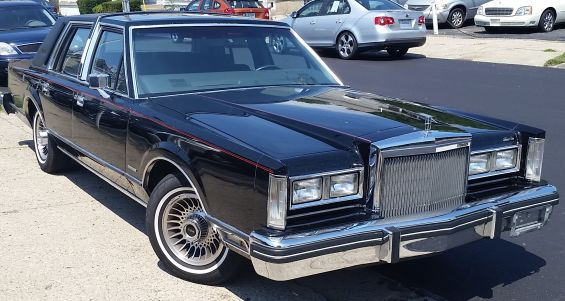 1983 Lincoln Towncar